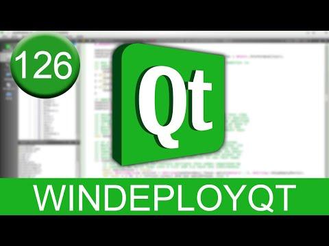 Tutorial Qt Creator - windeployqt (Instalar aplicaciones de Qt en Windows)