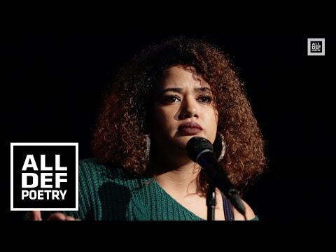 "Poetic Moment - ""Teacher"" | All Def Poetry x Da Poetry Lounge"