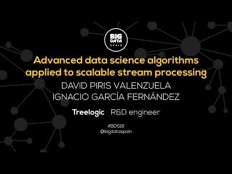 Advanced data science algorithms by David Piris and Ignacio García