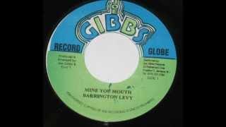 BARRINGTON LEVY - MINE YUH MOUTH