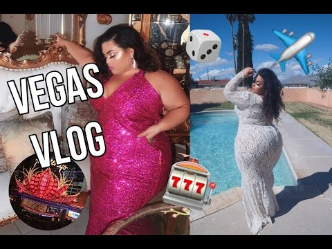 Our first time in VEGAS; vlog ♡♡ |GABRIELLAGLAMOUR