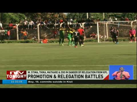 Ushuru, Wazito, KCB and Vihiga battle for promotion in the NSL