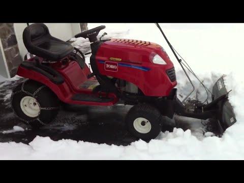 Mini Tractor Bmw Z8 Toro Lx425 Youtube