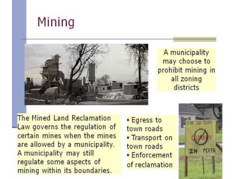 Locally Unwanted Land Uses