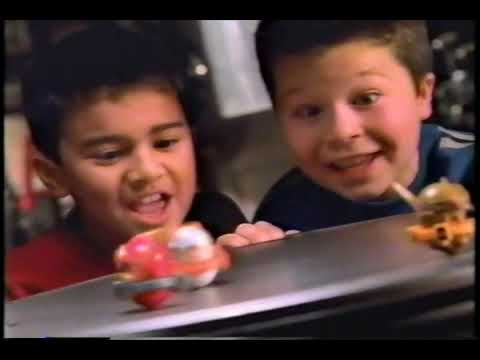 Nickelodeon May 12 2002 Commercials Youtube