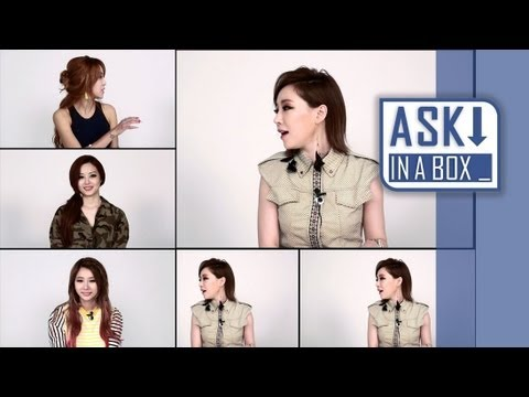 ASK IN A BOX: Brown Eyed Girls(브라운아이드걸스) _ KILL BILL(킬빌) [ENG/JPN SUB]