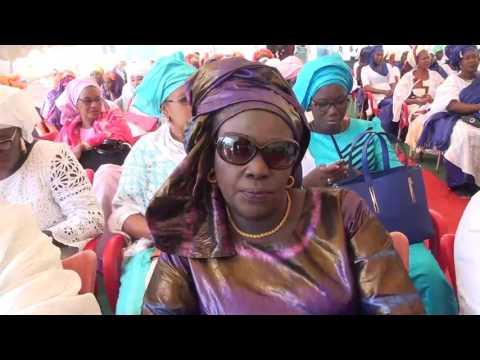 Thies: conférence religieuse des femmes de la poste le 15 juin 2017