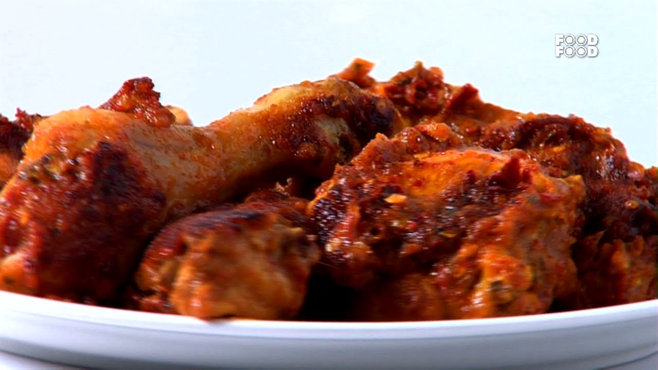 Chettinaad fried chicken sanjeev kapoors kitchen youtube forumfinder Images