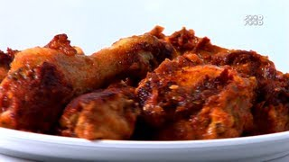 Chettinaad Fried Chicken - Sanjeev Kapoor