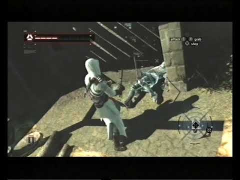 Assassin's Creed, Career 285, Jerusalem: Middle District, Imposter Fight