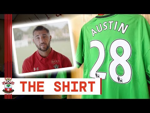 Charlie Austin on scoring at Old Trafford against Manchester United | The Shirt with Sport Pesa