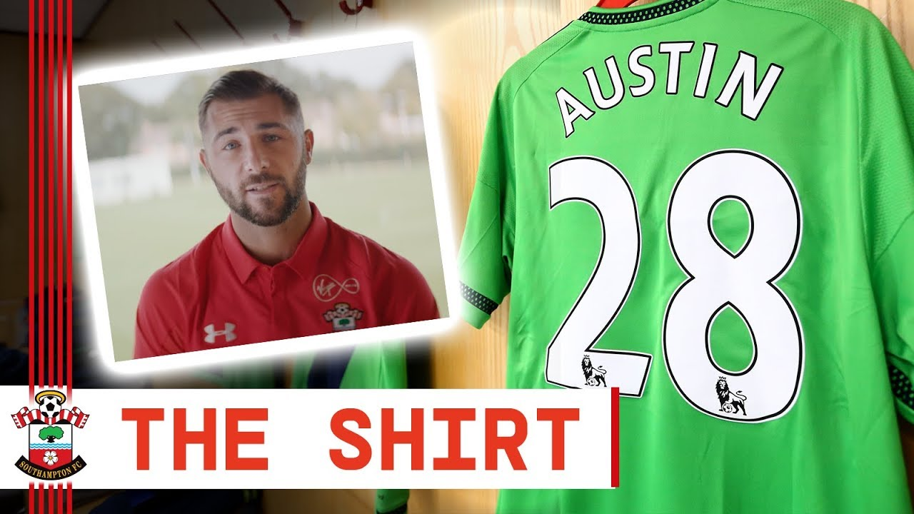 reputable site 5ff00 1af24 Charlie Austin on scoring at Old Trafford against Manchester United | The  Shirt with Sport Pesa