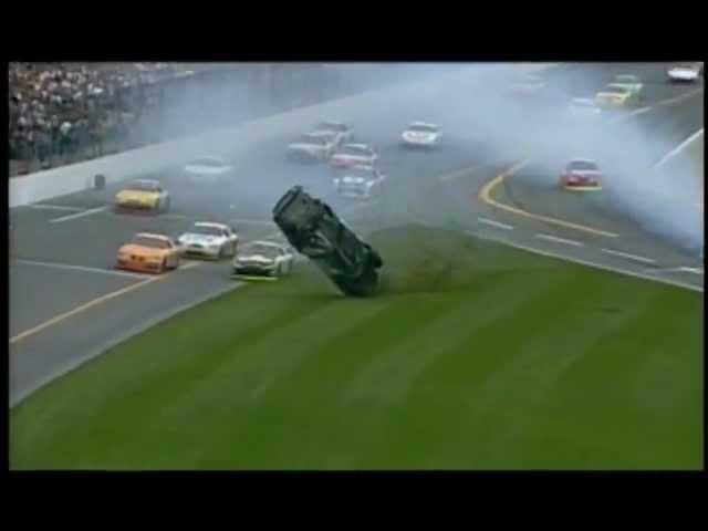 7 of the most terrifying crashes in Daytona 500 history