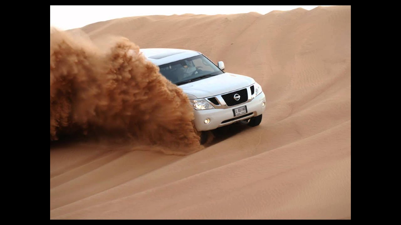 تطعيس نيسان بـاترول Nissan Patrol Y62 Youtube
