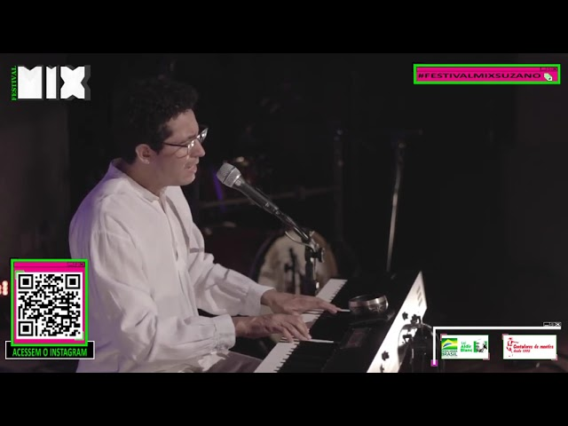 """""""Piano e Sentimento"""" – Ricardo de Deus"""