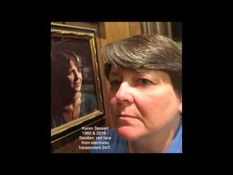 NSA whistle blower Karen Stewart exposes targeted Individuals, 9/11