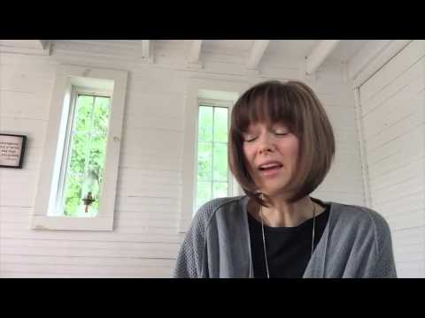 My Anything Stories: Ann Voskamp #AnythingProject