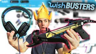 $12 Gaming Headset on Wish? - I Bought $264 in Wish Thanksgiving Tech Gadgets