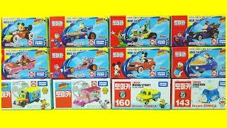 Takara Tomy Tomica Disney Mickey & Car Racers Series Toys