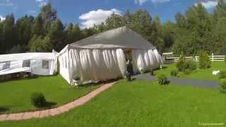 Загородный комплекс Комарово - проведение свадеб и других торжеств, шашлык, мотель, баня...