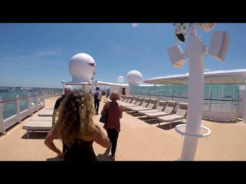 2017 Tour of the Dream - Disney Cruise Line