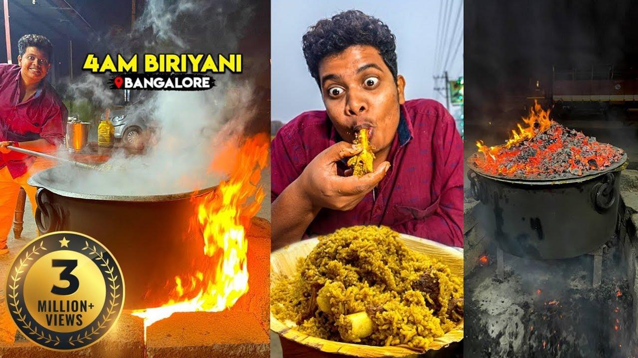 Download 4 AM Biriyani in Bangalore, Hoskote Akshay Dum Biriyani - Irfan's View