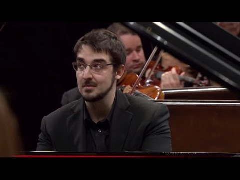 Charles Richard-Hamelin – Piano Concerto in F minor Op. 21 (final stage of the Chopin Comp. 2015)