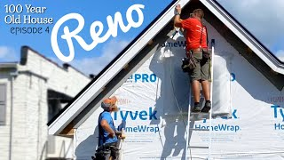 Renovating A 100-Year-Old House | Episode 4