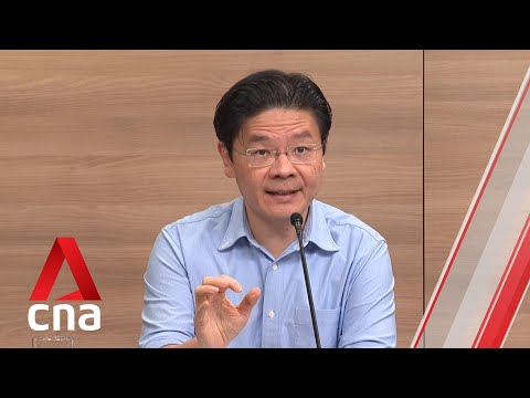 'Very unlikely' on Jun 13 that Singapore will go all the way back to Phase 3, says Lawrence Wong