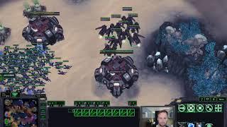 Mass Ravens vs Mass Mutas - Masters TvZ - Starcraft 2 LotV