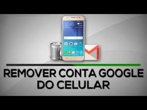 Como Remover Conta Google De Qualquer Android 2018 Youtube