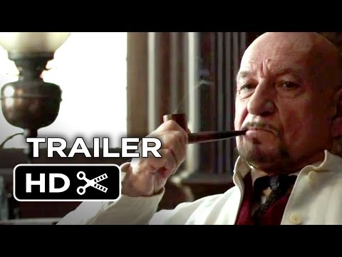 Stonehearst Asylum Official Trailer #1 (2014) - Ben Kingsley, Kate Beckinsale Movie HD