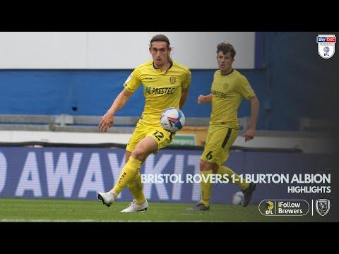 Bristol Rovers Burton Goals And Highlights