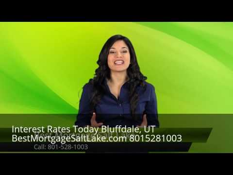 Mortgage Rates Today Bluffdale, UT