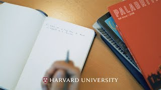 A writer's journey, a poem by a Harvard student thumbnail