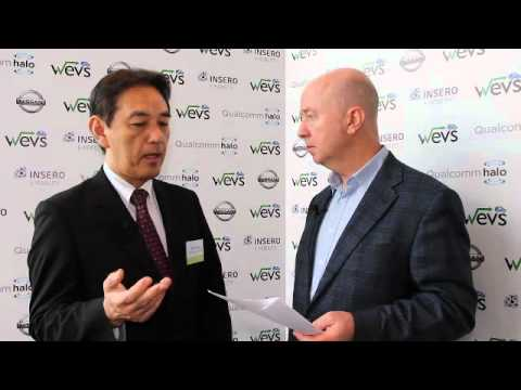 Akihito Tanke, Toyota, discusses the future of Electric Vehicles.