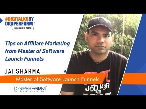 Master of Software Launch Funnels - 100% Record | Jai Sharma