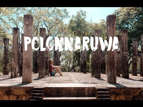 POLONNARUWA, SRI LANKA 2017 - EXPLORING THE ANCIENT CITY | VLOG #42