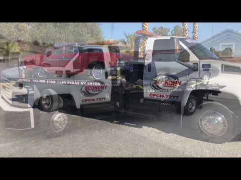 Towing Service Las Vegas Nevada
