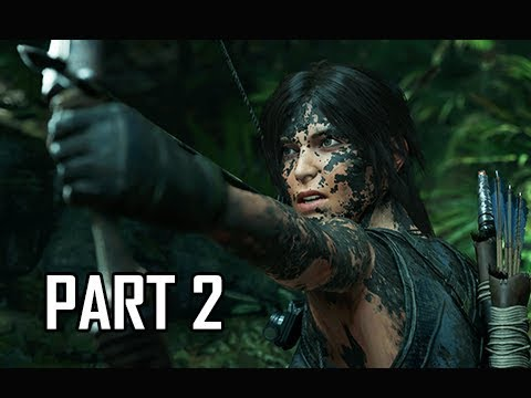 Shadow Of The Tomb Raider Walkthrough Part 2 Dig Site Let S