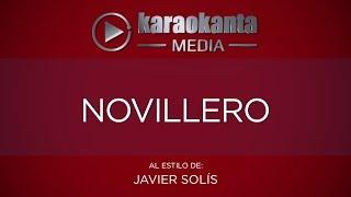 Karaokanta - Javier Solís - Novillero