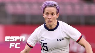 The USWNT needs to play with urgency and tenacity vs. Netherlands - Ali Krieger | Olympics