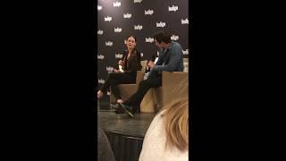 IN CONVERSATION: Tessa Virtue & Scott Moir