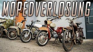 EDELWEISS | Wir verlosen ein SIMSON Moped!