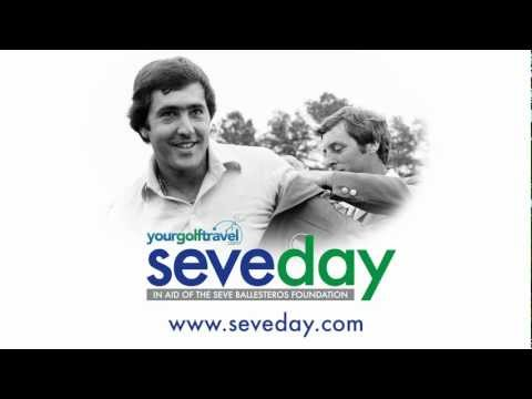 Steve Webster - I'm playing in Seve Day