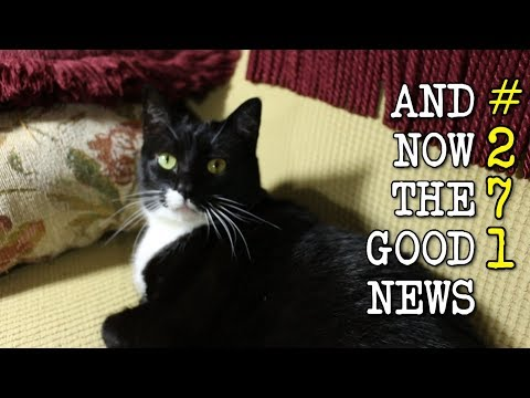 And Now the Good News #271: An Exciting New Form of Matter!