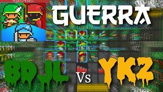 Nesse video de rucoy online vou mostrar a war entre BDJL vs YKZ.