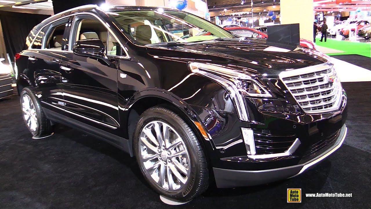 2016 Cadillac Xt5 Exterior And Interior Walkaround Montreal Auto Show