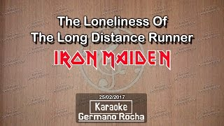 Iron Maiden - The Loneliness Of The Long Distance Runner (Karaoke)