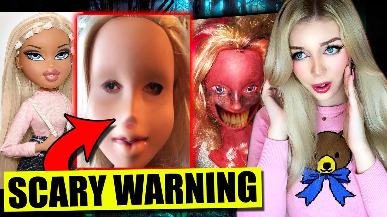 DO NOT EVER Leave Your Doll Alone Overnight... (*Creepy Warning About Dolls*) HAUNTED!